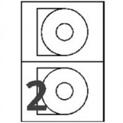 Avery L7660 CD Labels (100 shts)