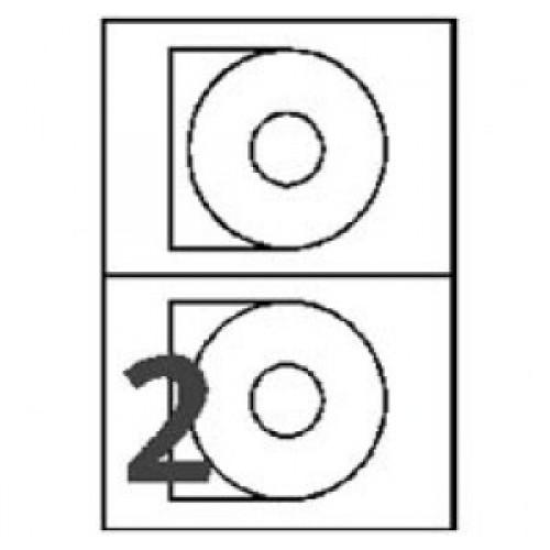 Avery L7660 CD Labels (100 shts)