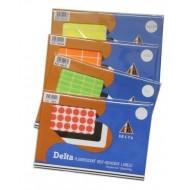 Delta Label Sticker