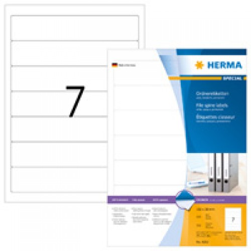 Herma 4283 Superprint 192x38 (700S) Wht