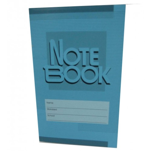 Blue Note Book 52P 104X165mm
