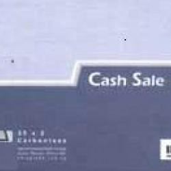 Besform Cash Sale Pad