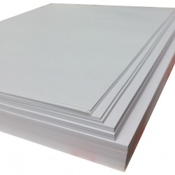 A4 160Gsm Mellotex White Presentation Papers (250s)