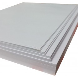 A4 250Gsm Mellotex White Presentation Papers (250s)