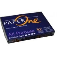 A3 80Gsm Paperone Blue Copy Paper (per ream)