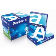 A4 80Gsm Double A Copy Paper (5 rms/bx)