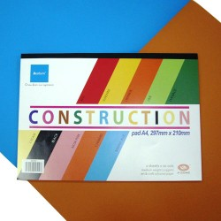 A'Zone Construction Paper A3