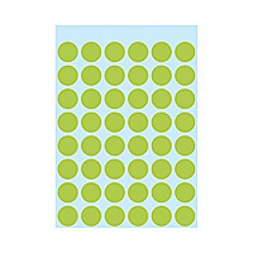 Herma 1868 12Mm Col Dots - Lum. Gr