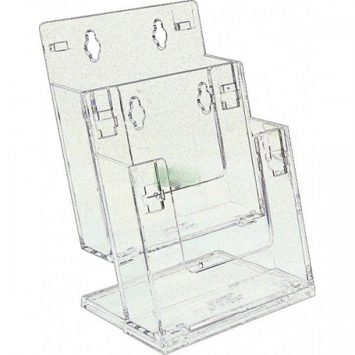 N91 A6 2-Tier Acrylic Stand