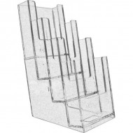 N69 DL 4-Tier Acrylic Stand