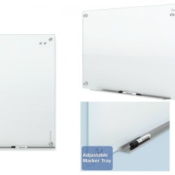 QUARTET Infinity™ Magnetic Glass Board