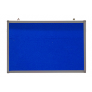 Felt Notice board with Aluminum Frame