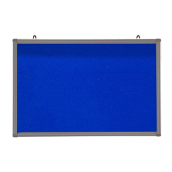 Felt Notice board with Aluminum Frame