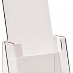 N66 DL 1-Tier Acrylic Stand