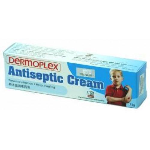 Antiseptic Cream 25gm (Dermoplex)