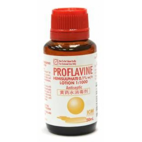 Proflavine Lotion 50ml