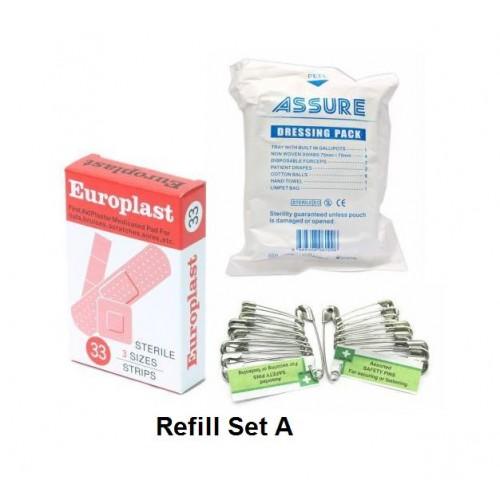 1st Aid Refill Set A