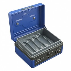 Carl Cash Box 2 Lock CB-8100