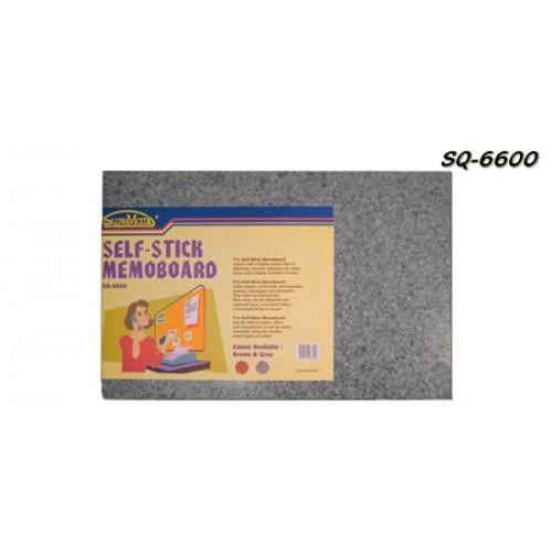 Suremark SQ6600 Self-Stick Memoboard