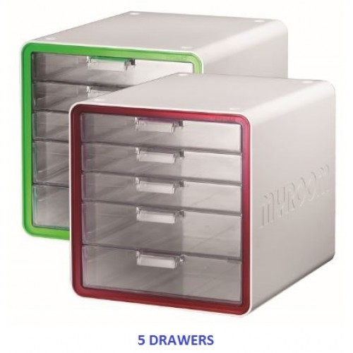 MYROOM 10011 File Cabinet 5D