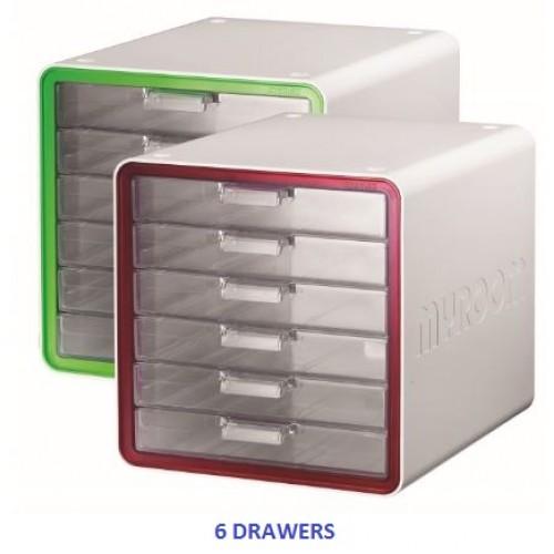 MYROOM 10012 File Cabinet 6D
