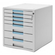 Sysmax 1207K System File Cabinet 7D with Lock