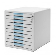 Sysmax 1210K System File Cabinet 10D with Lock