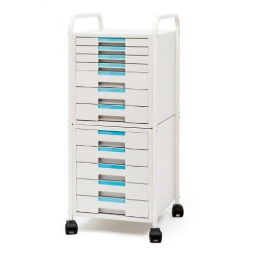 Sysmax 1712K System II Movable Cabinet 12D