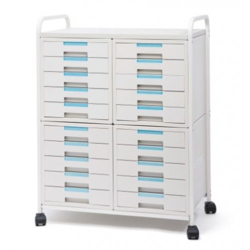 Sysmax 1720K System II Movable Cabinet 20D