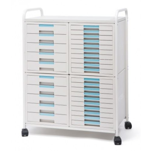 Sysmax 1730K System II Movable Cabinet 30D