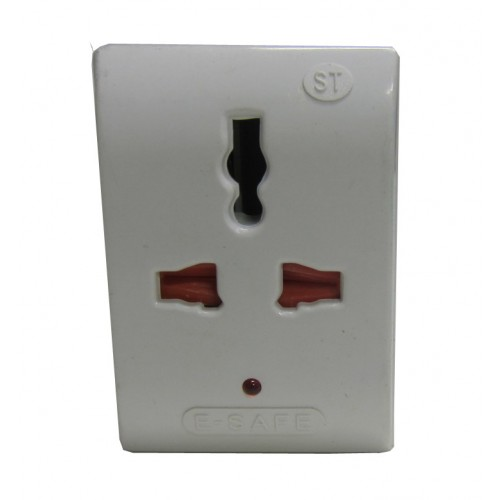 Travel Adaptor 5088 3-Way
