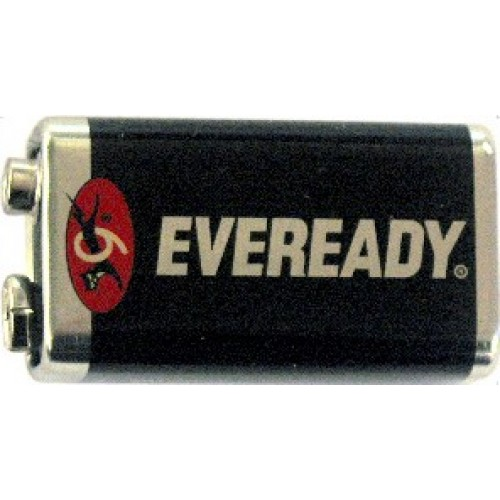 Eveready Battery 9 Volt