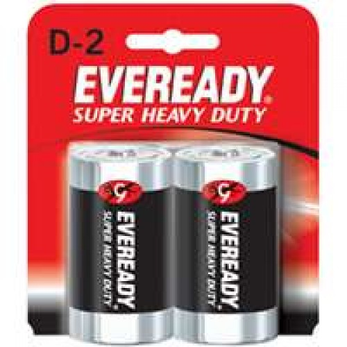 Eveready Battery 1250 Sw2 Size D