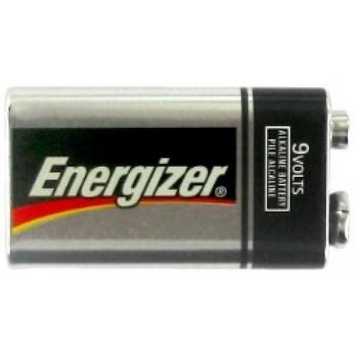Energizer Alkaline Battery 522 BP1 (9V)