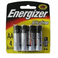 Energizer Battery AA (4s/pk)