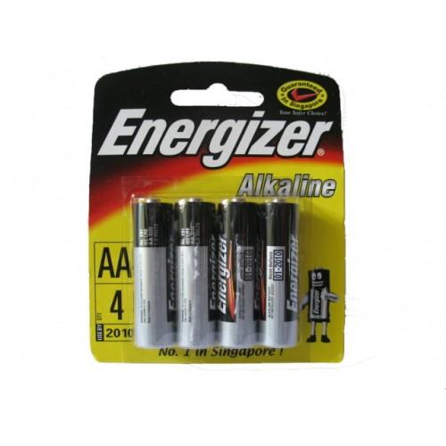 Energizer Battery AA (4s/pk)
