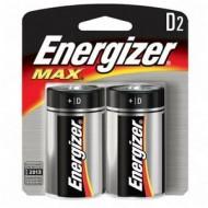 Energizer Alkaline Battery E95 BP2 (D)