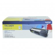 Brother TN-340Y Yellow Original Printer Toner Cartridge