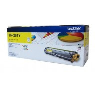 Brother TN-261Y Yellow Toner Cartridge