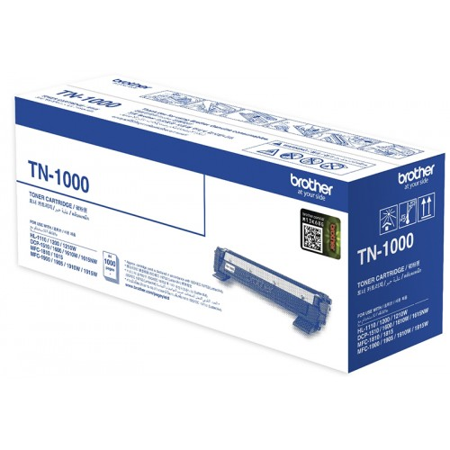 Brother TN-1000 BLACK Toner Cartridge