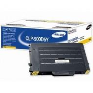 Samsung CLP-500D5Y Yellow toner cartridge