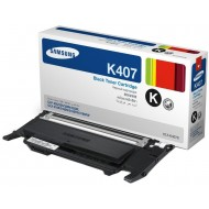 Samsung CLT-K407S Black Toner Cartridge