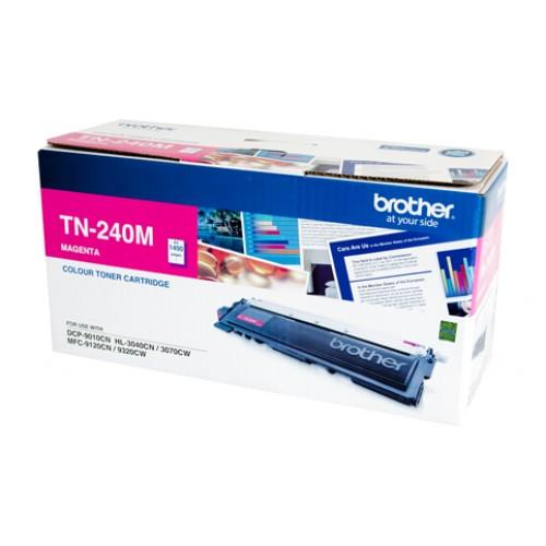 Brother TN-240M Magenta Toner Cartridge