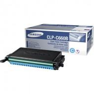 Samsung CLP-C660B Cyan Toner Cartridge