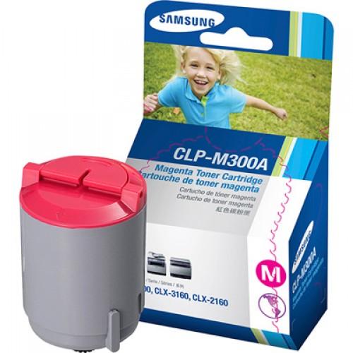 Samsung CLP-M300A Magenta Toner Cartridge