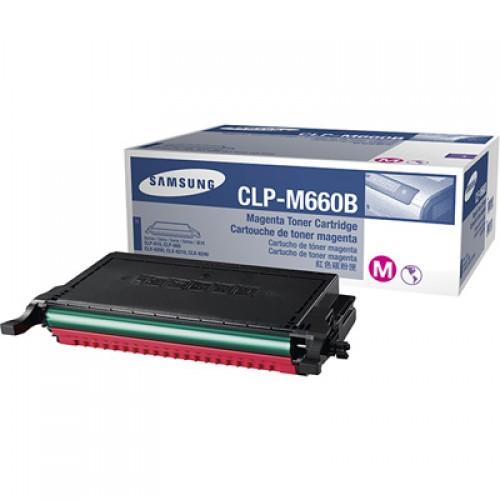 Samsung CLP-M660B Meganta Toner Cartridge