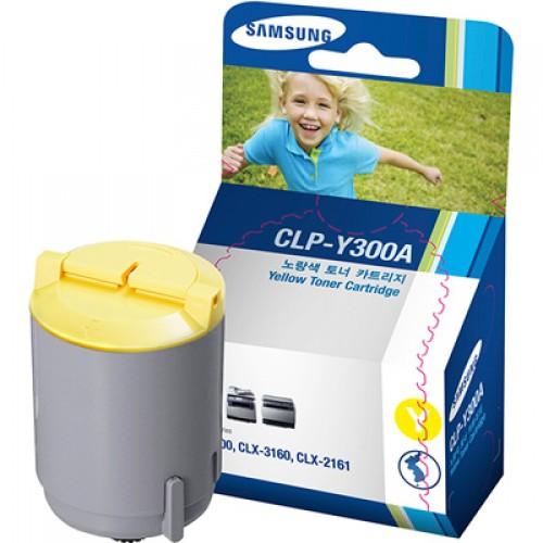 Samsung CLP-Y300A Yellow Toner Cartridge