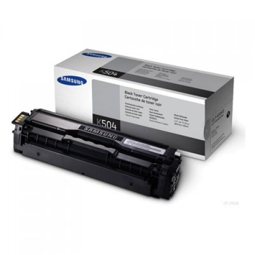Samsung CLT-K504S Black Toner Cartridge