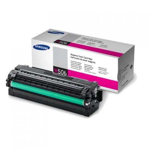 Samsung CLT-M506L Magenta Toner Cartridge