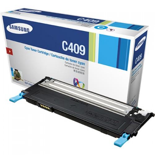 Samsung CLT-C409S Cyan Toner Cartridge
